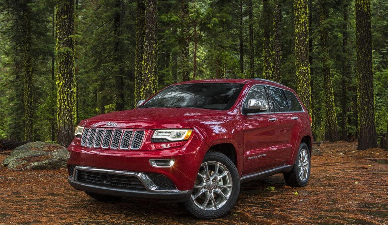 Jeep Grand Cherokee and Grand Cherokee SRT 2015