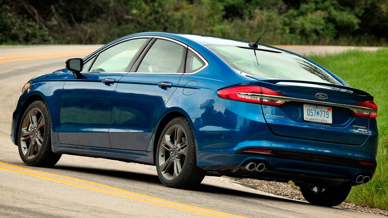 Fusion Ford Mondeo 2017