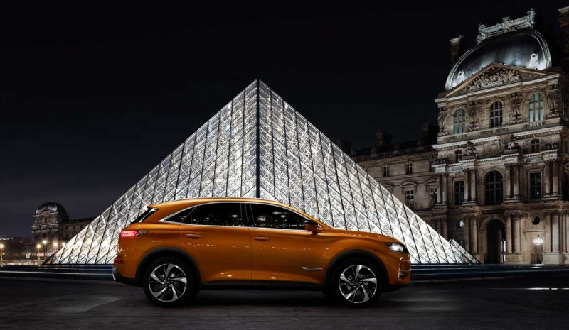 Peugeot 3008, Citroën DS 7 Crossback i C5 Aircross: trzy nowe SUV PSA