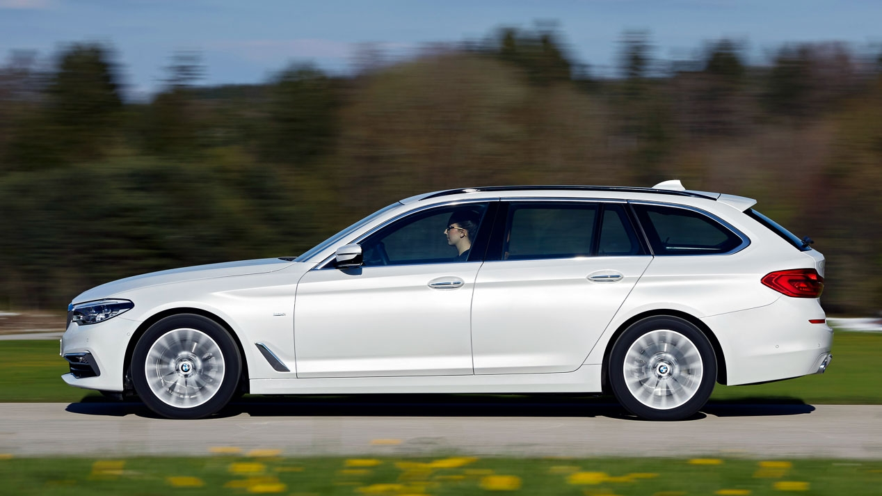 2017 BMW 5-serie Touring test