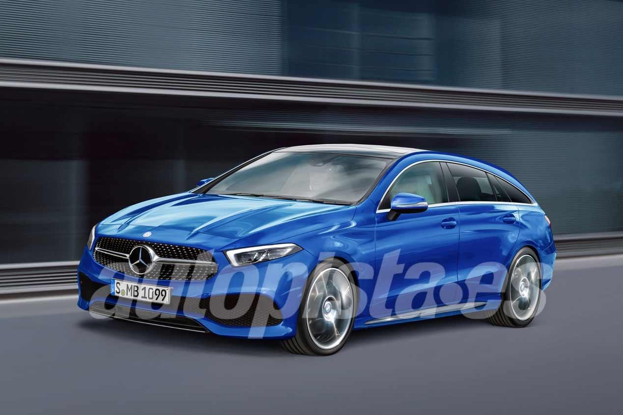 Mercedes A Class 2018 The New Compact Closer