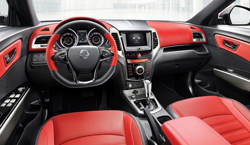 Ssangyong Tivoli, now with 115 hp diesel engine