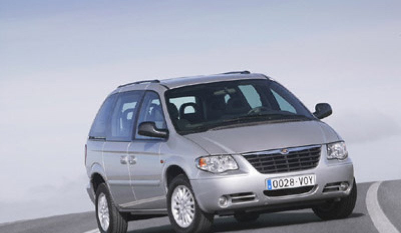 2.8 CRDI engine for Chrysler Voyager and Grand Voyager