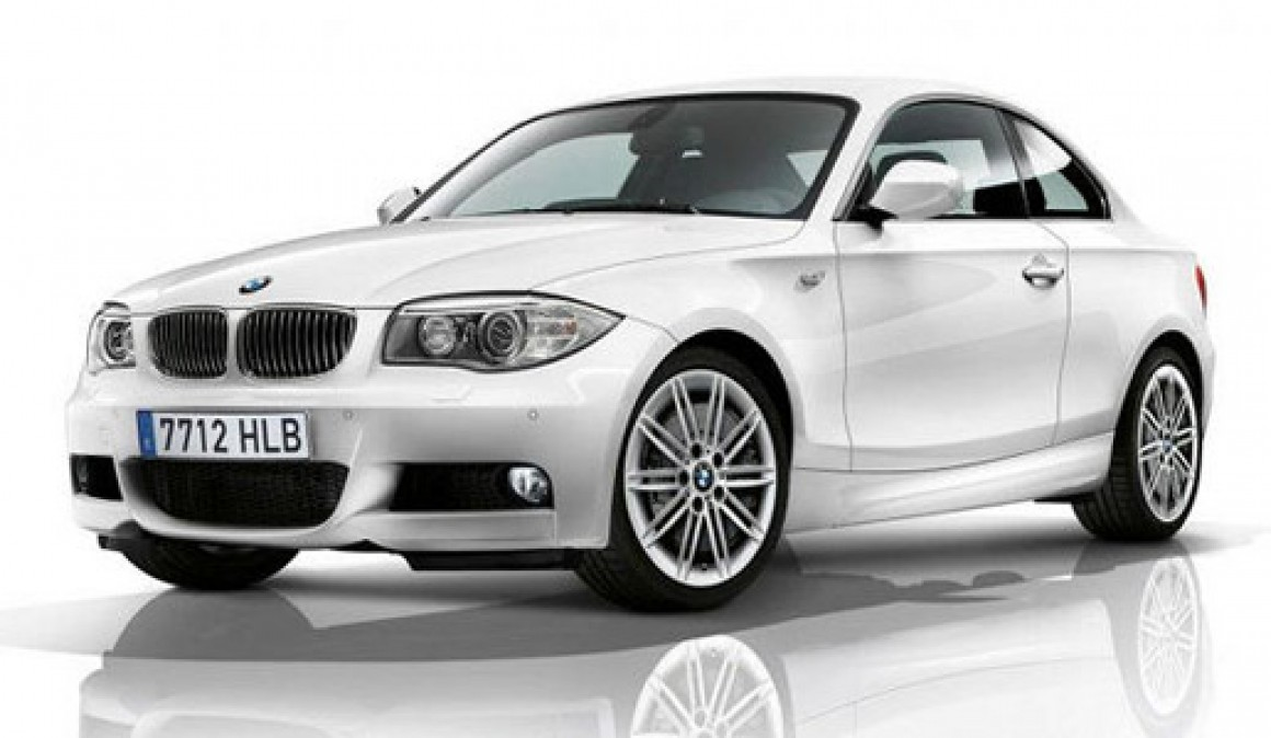 BMW 118d Coupé M Sport Edition, from 24,800 euros