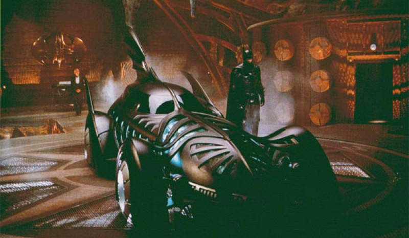 Batmobile: Batman Forever (1995)