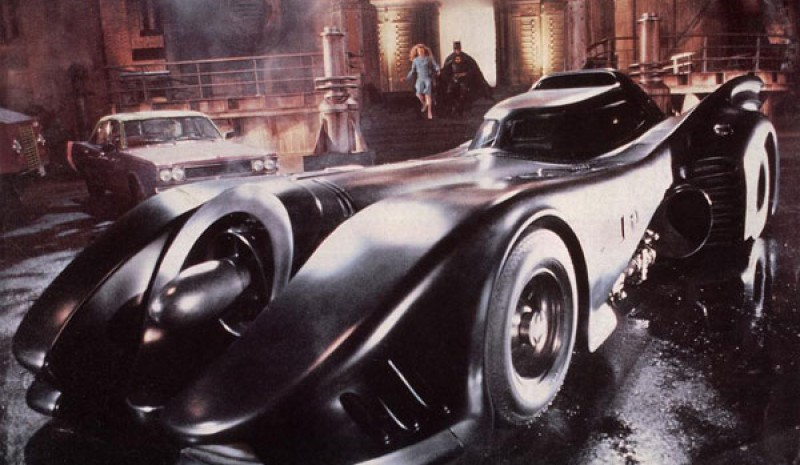 Batmobile: Batman (1989)