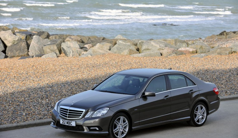 In September, new petrol and diesel engines for the E-Class