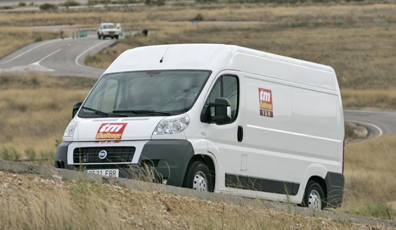 The Fiat Ducato fulfilled the expectations.