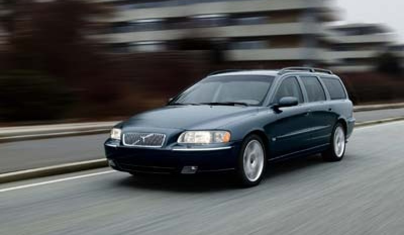 The V70 moves more freely with the new D5.