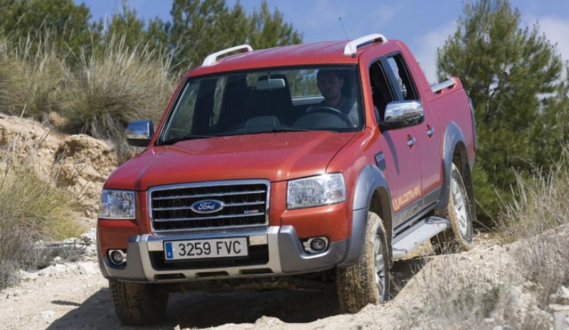 Ford Ranger Wildtrak 3.0 TDCi.