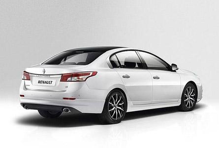 Renault Latitude 2014: new mod...