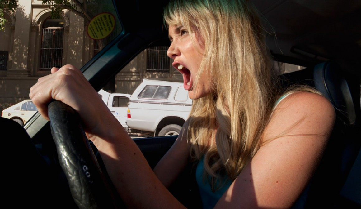 7 personalities drivers behind the wheel, and you who you are?