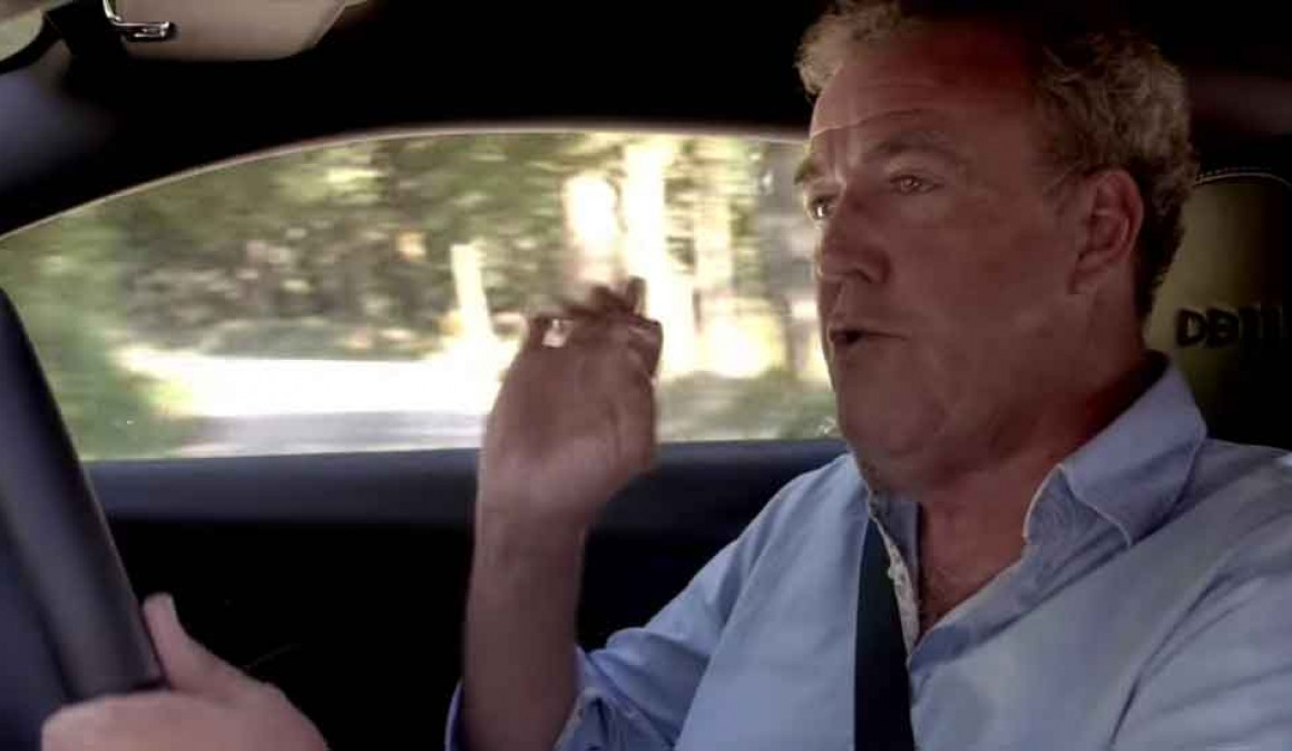 Så er 'The Grand Tour', den nye 'Top Gear' Clarkson Amazon (video)