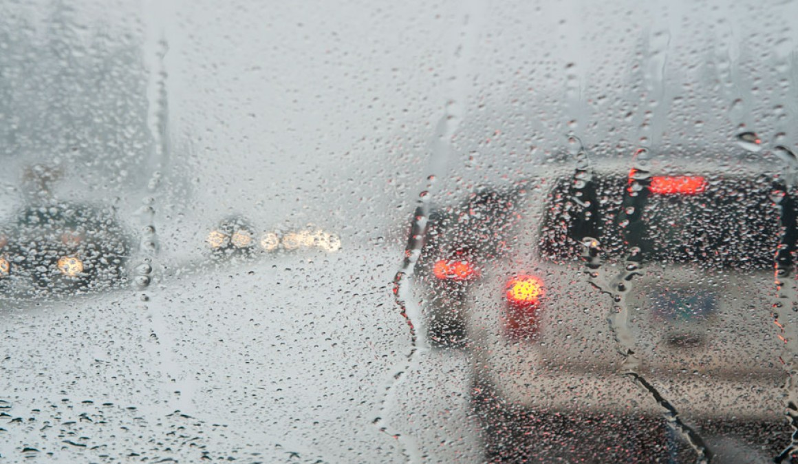 5 Tips for driving in rain