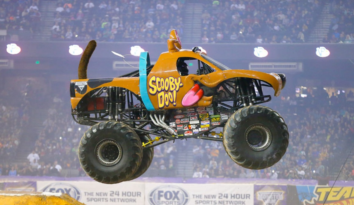 Want to see Monster Jam in Madrid on June 11? we invite you