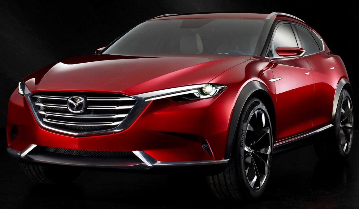 Mazda's future: the combustion engine has a long journey