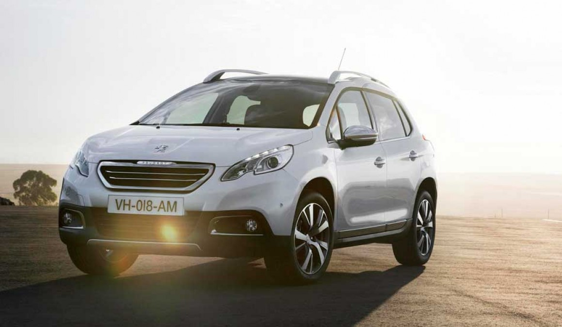 Peugeot 2008 Puretech 110 hp, with the new automatic transmission
