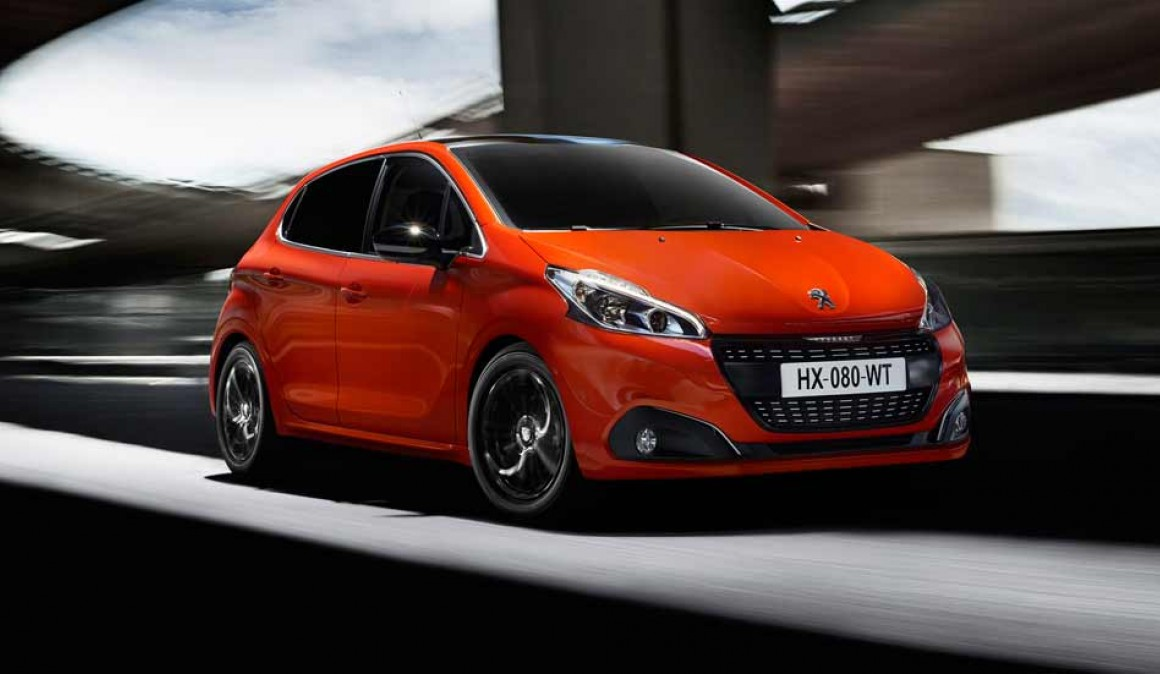 Style Peugeot 208 S and 308 S Style: enhance its sporty look