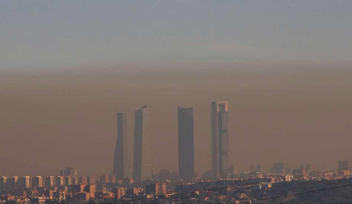 Blue + Plan: new restrictions on high-pollution cars in Madrid