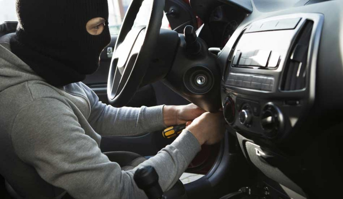 In Spain more than 40,000 cars a year are stolen: how and when