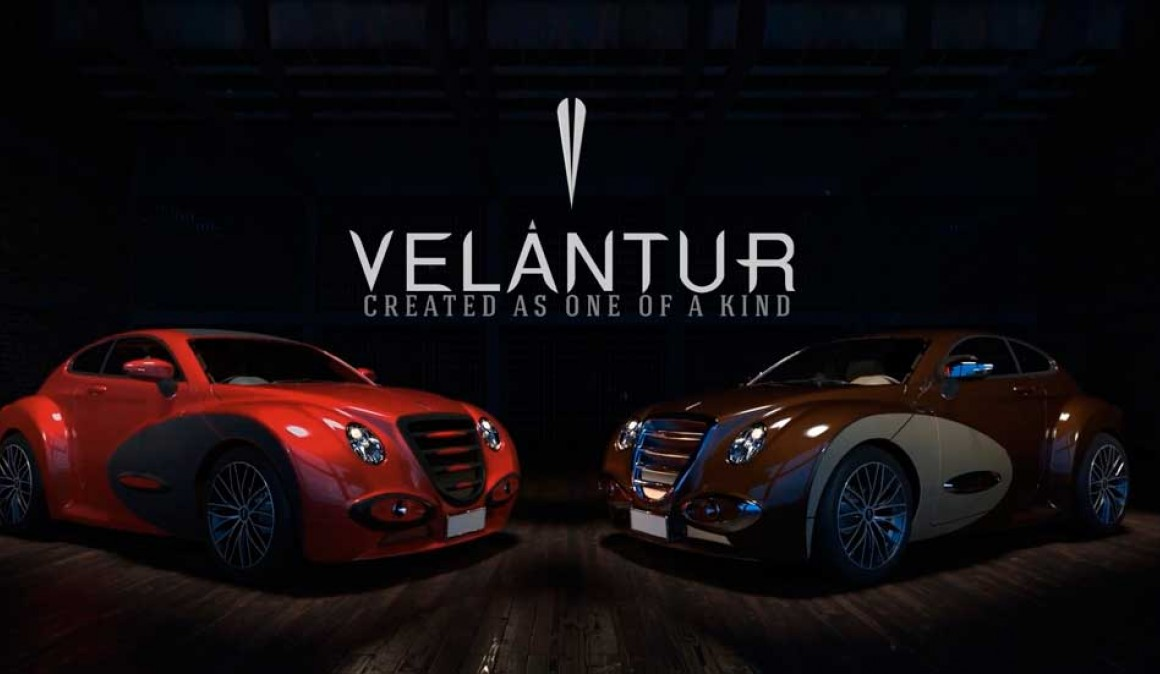The Spanish brand Velantur Cars will launch in 2017 its first electric car