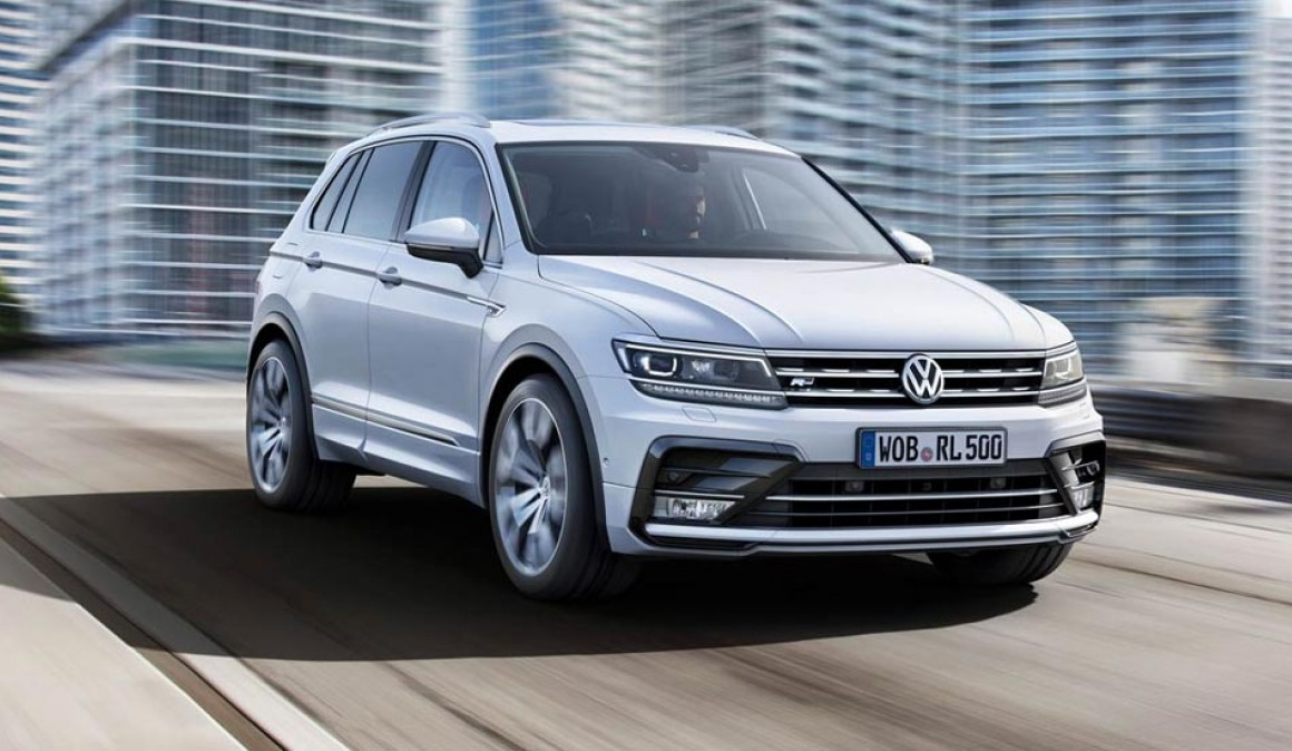 Volkswagen Tiguan 2016, new SUV will be master purchase