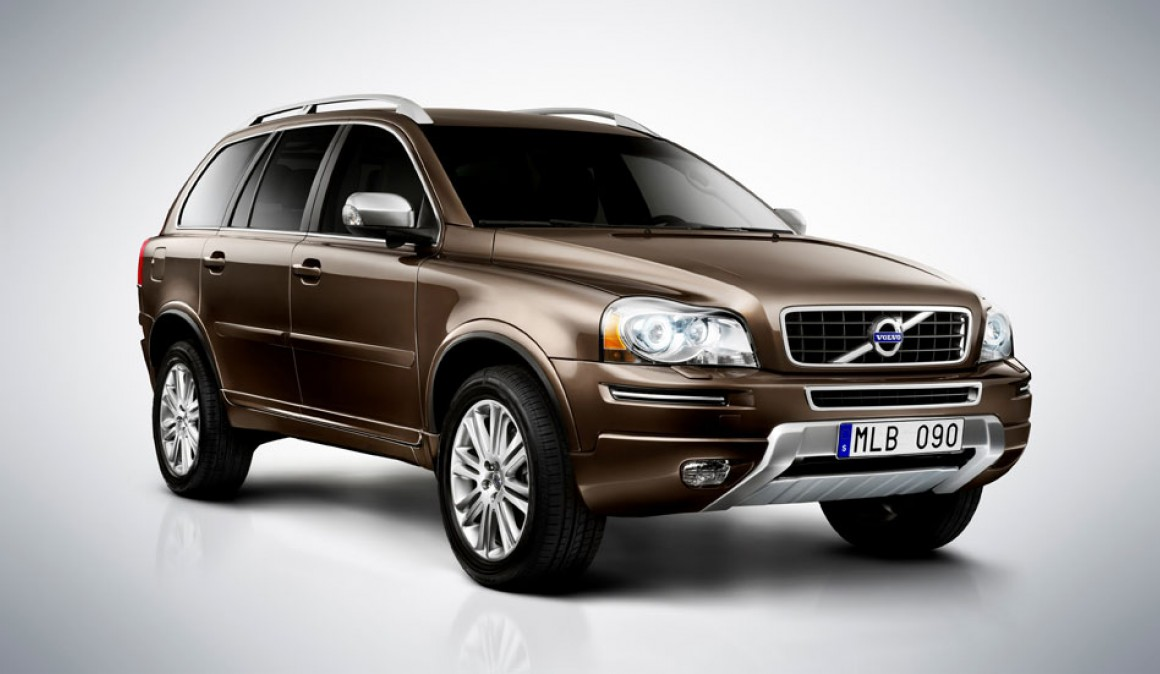 Volvo XC90 Master Edition, Diesel SUV with extensive equipment