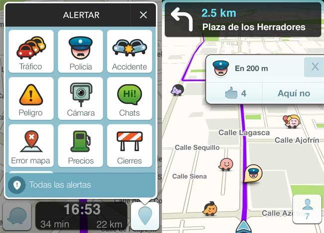 Waze, we analyzed the app that warns you of mobile radars