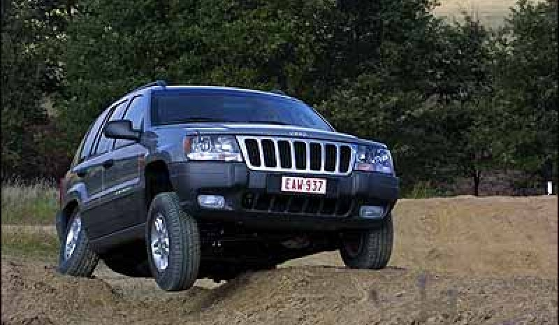 Kontaktperson: Jeep Grand Cherokee 2.7 CRD Limited