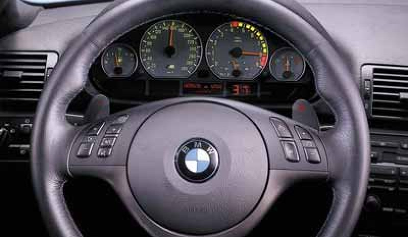 Contact: BMW M3 SMG II