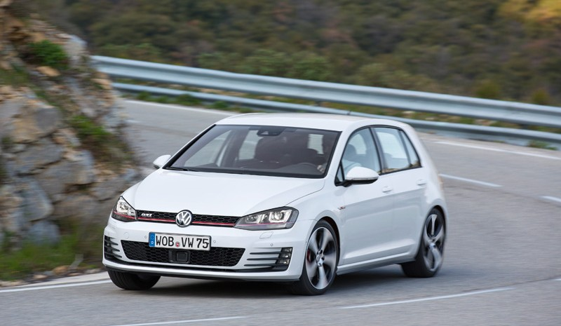 volkswagen golf gti vii les prix pour l 39 espagne. Black Bedroom Furniture Sets. Home Design Ideas