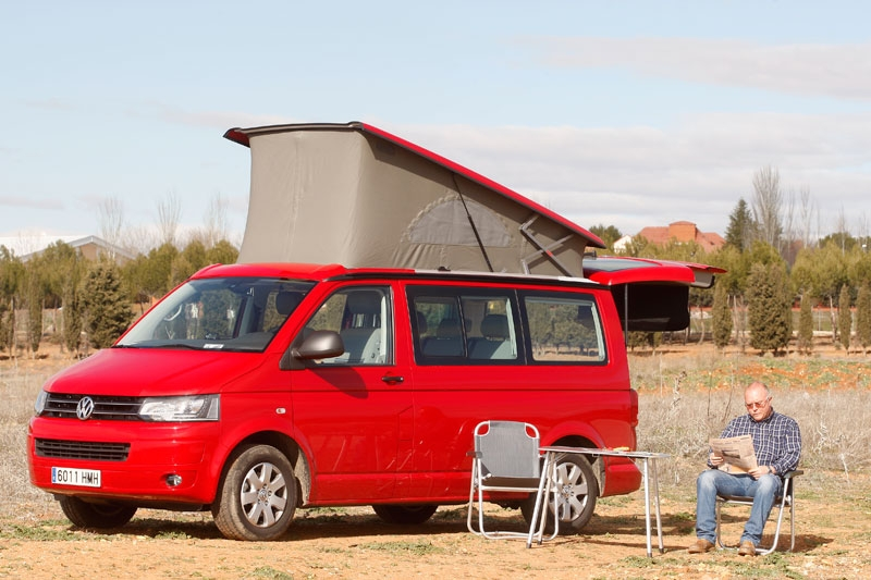 The world of Camper, commercial vehicles and leisure