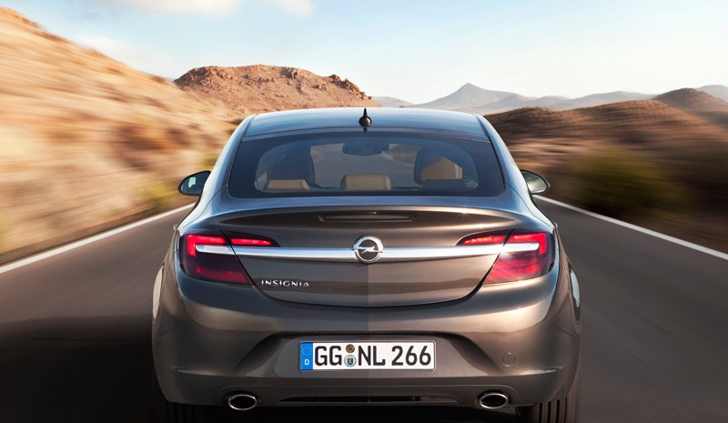 Opel Insignia 2014, prices for Spain