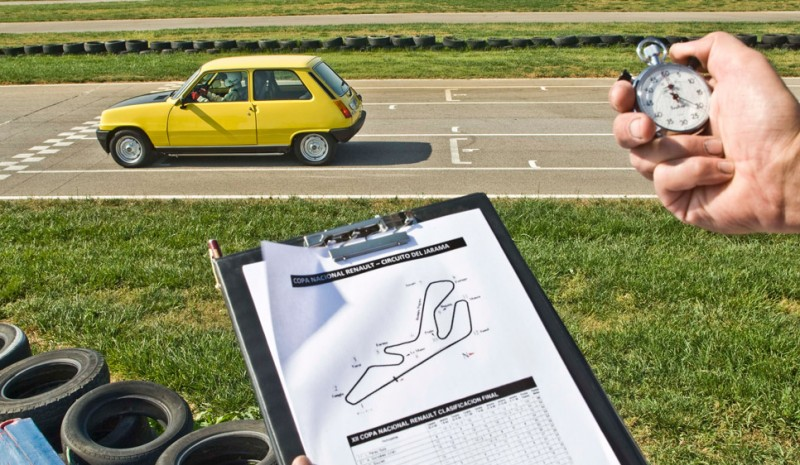 Classic testi: Renault 5 Cup