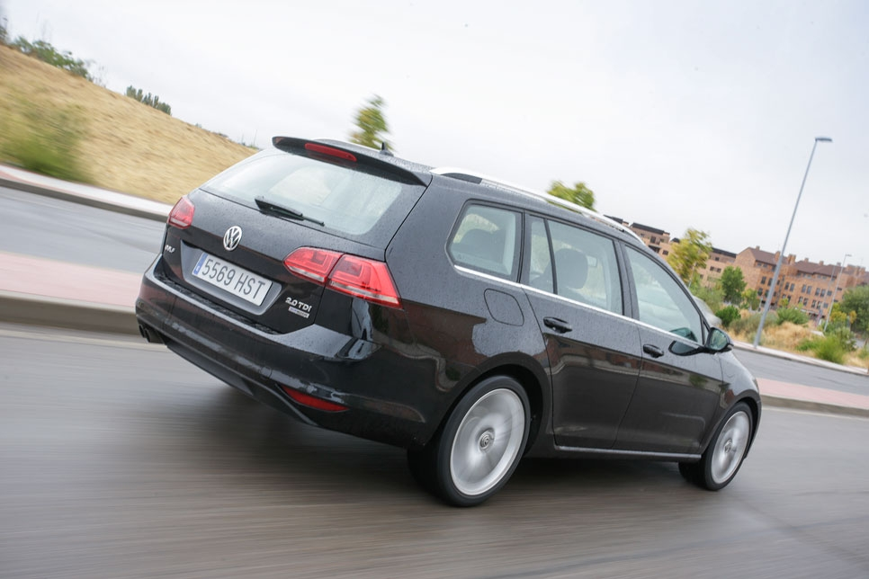 VW Golf Variant test bilde