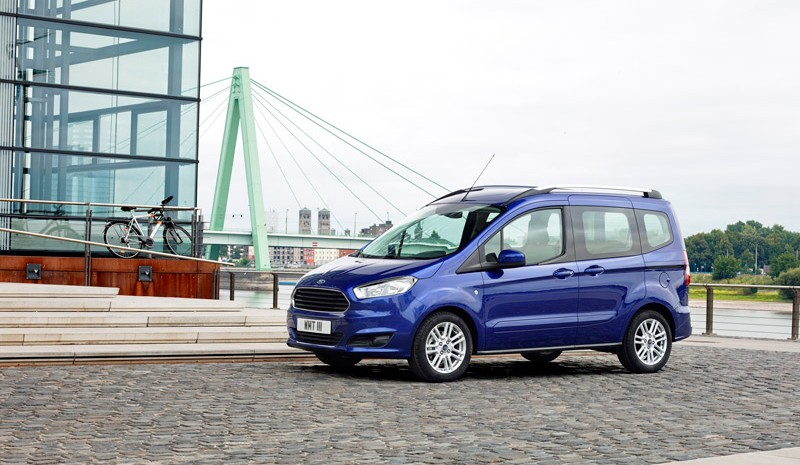 Ford Tourneo Courier New 2014