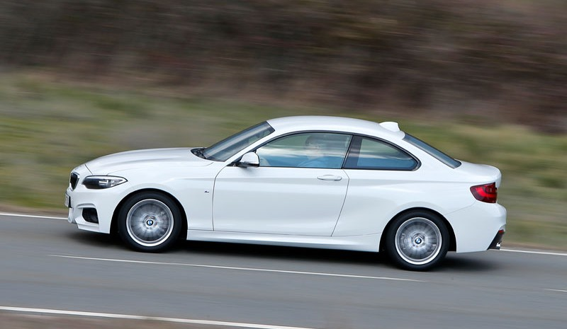 Test: BMW 220i, pure passion