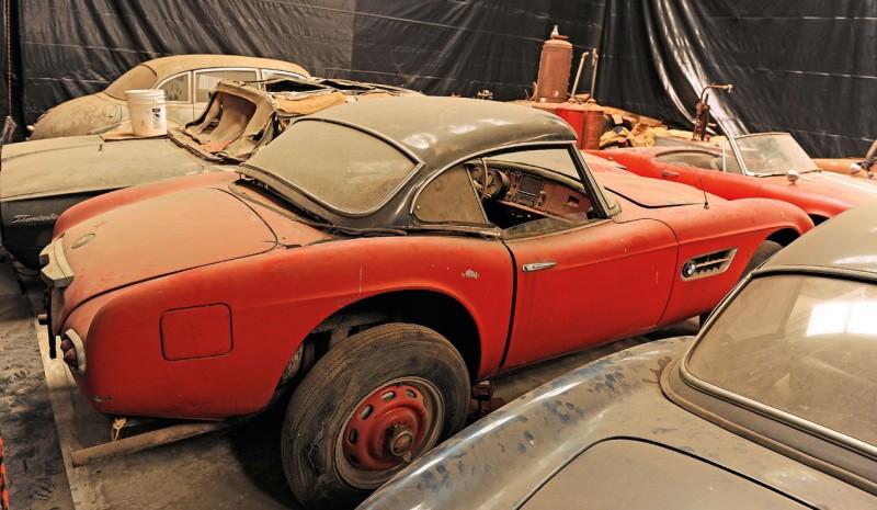 Bmw 507 The Great Car Elvis Presley