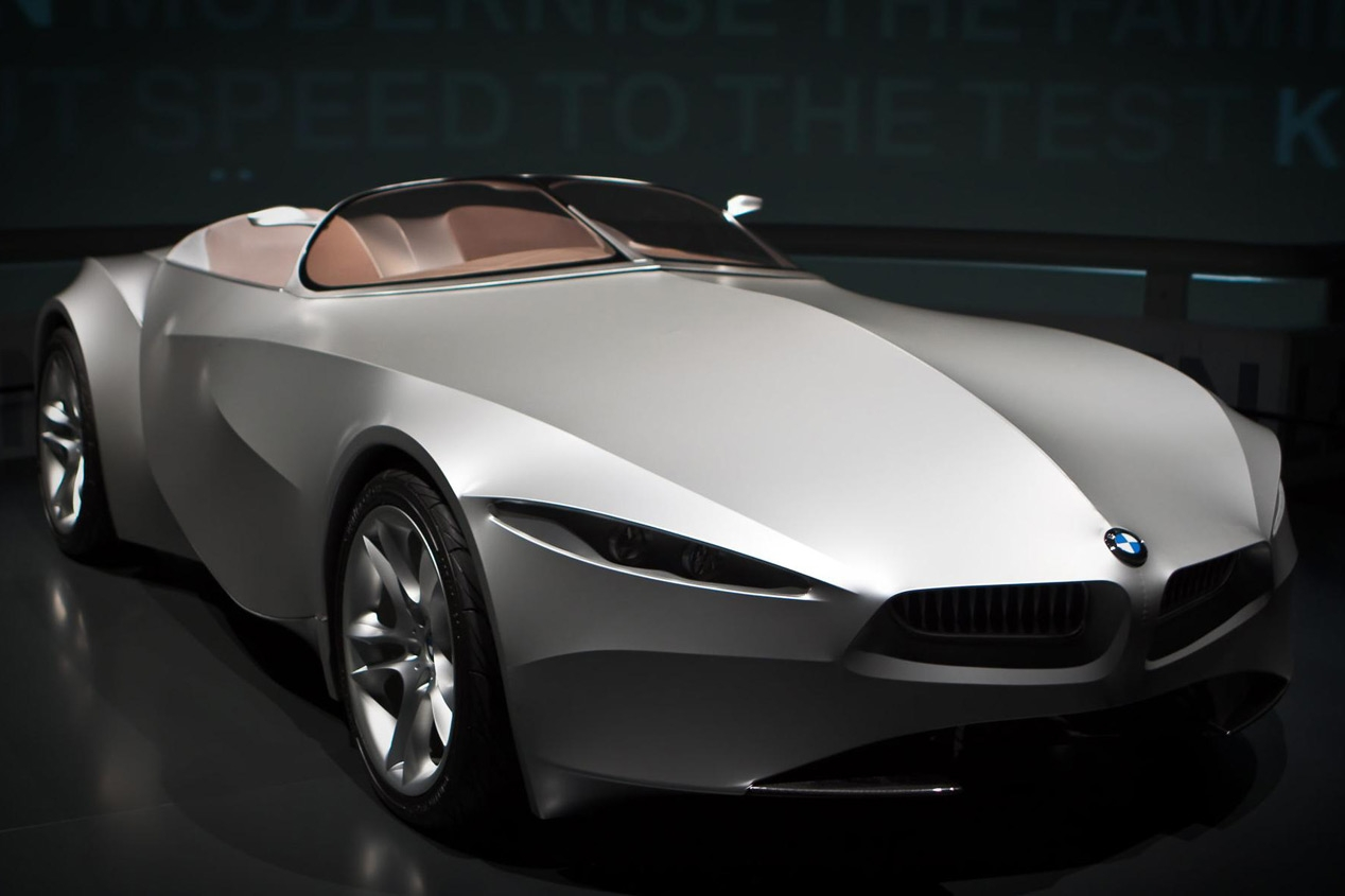 BMW GINA Visionary Model