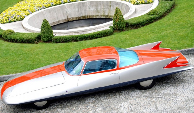 Prototypes most spectacular cars that never saw the light
