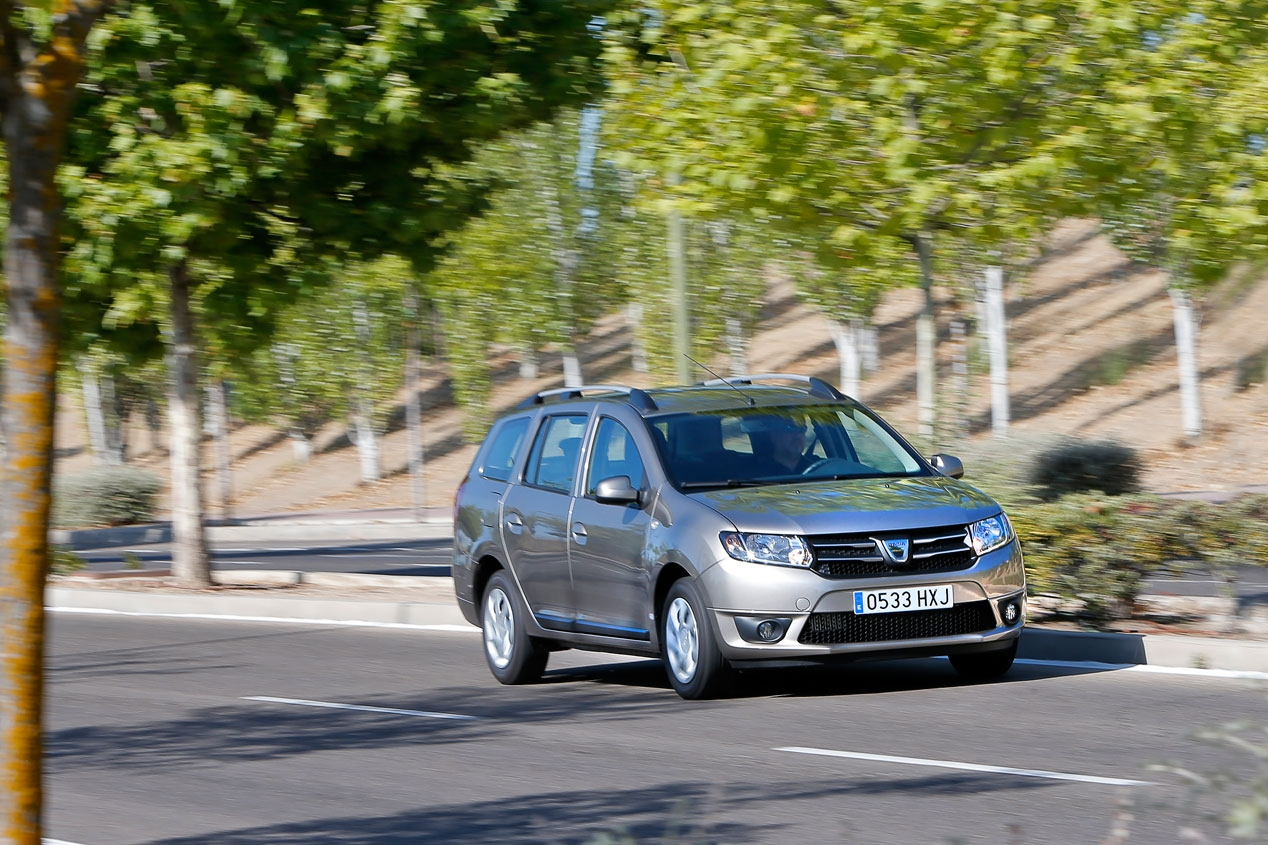 Test: Dacia Logan MCV dCi 90, nobody gives more for less