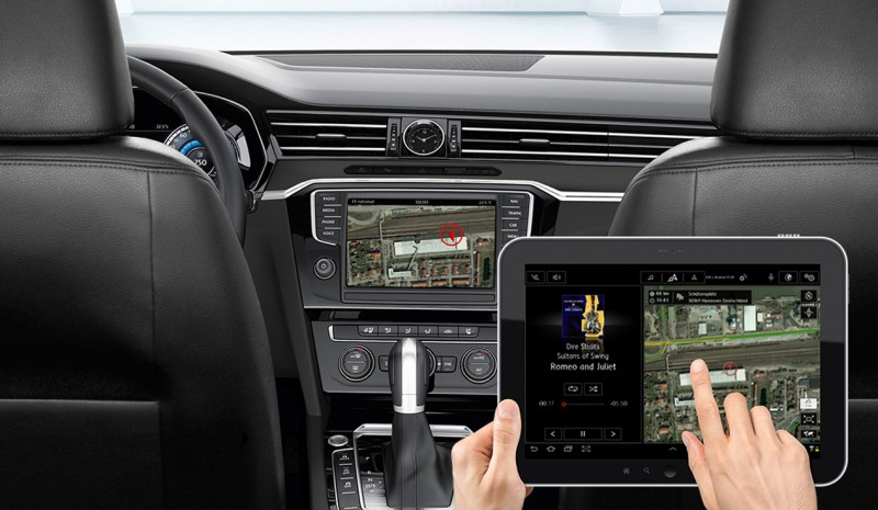Volkswagen and its future connectivity