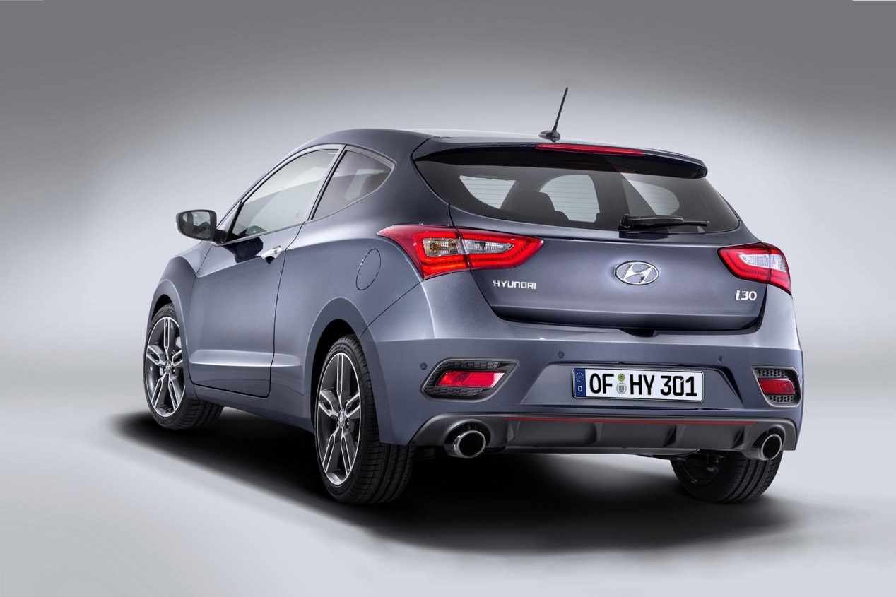 New Hyundai i30 Turbo