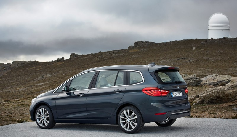 BMW Serii 2 grand tourer