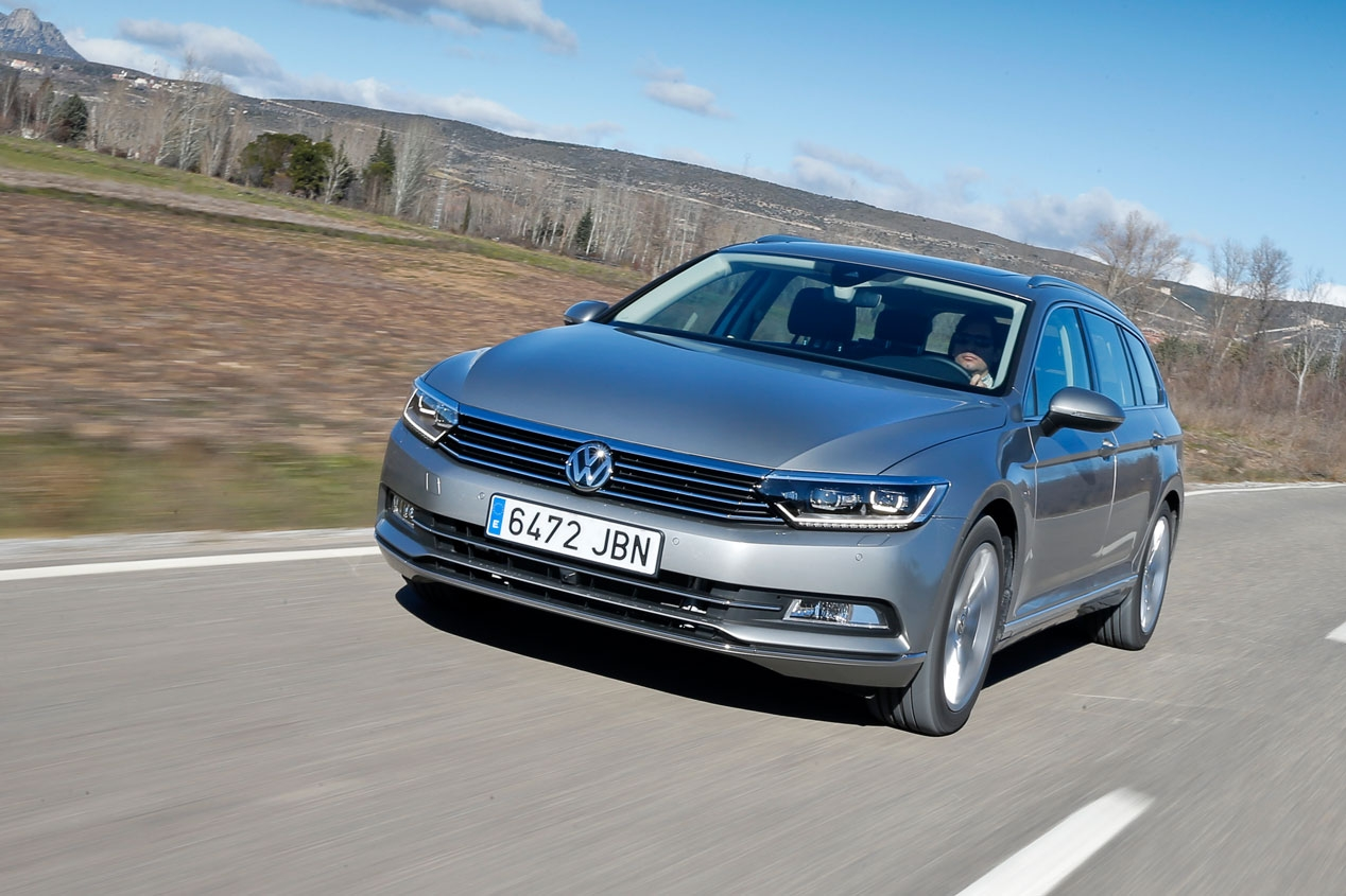 Test: Volkswagen Passat Variant 2.0 TDI DSG BMT 150 Sport, the perfect family