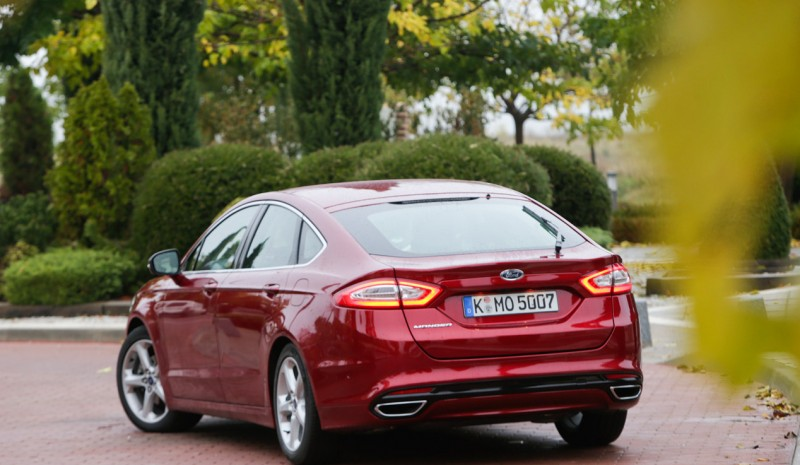 Test: Ford Mondeo 2.0 TDCi / 180, nota
