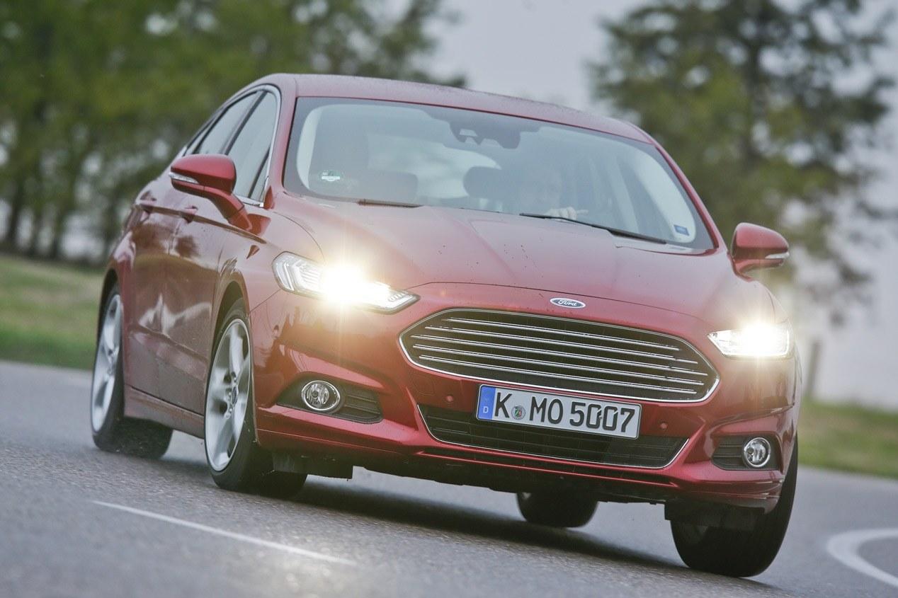 Ford Mondeo 2,0 TDCI 180 hv