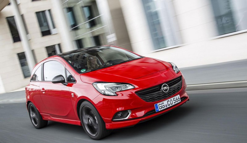 Opel Corsa 1.4 Turbo 150 hp, spicy step prior to OPC