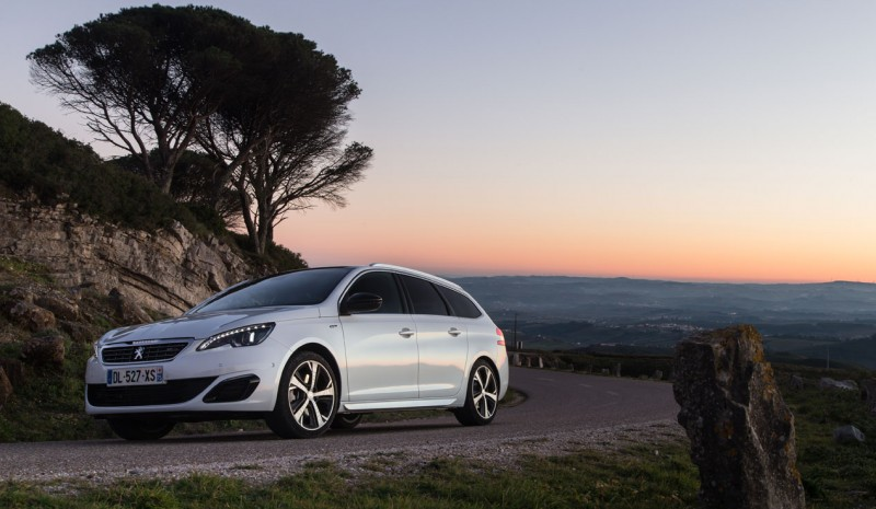 road test peugeot 308 blue hdi eat6 150