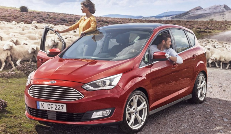 Contact: Ford C-Max en Grand C-Max, familie commitment